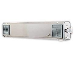 LAMPA UV CU GRILA, FLUX SI CONTOR DURATA VIATA TUBURI UV, CU MONTARE PE PERETE MAX. 90m3 0