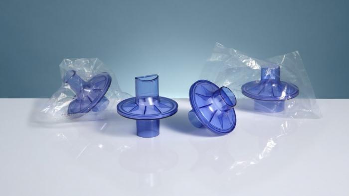 Filtru antiviral si antibacterian pentru spirometrie - int Ø 27,0 x ext Ø 30,5 mm / int Ø 29,5 x ext Ø 32,8 mm [0]