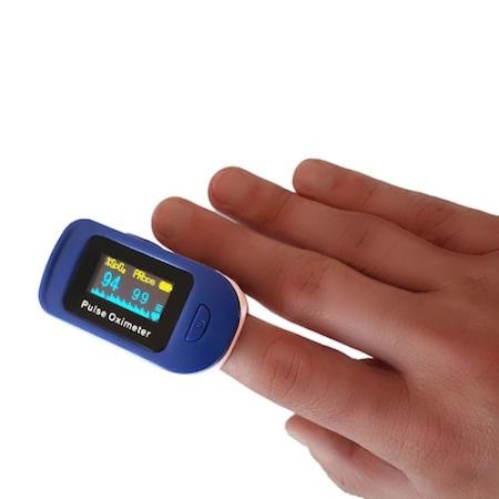 Pulsoximetru cu ecran OLED - FS20C 2