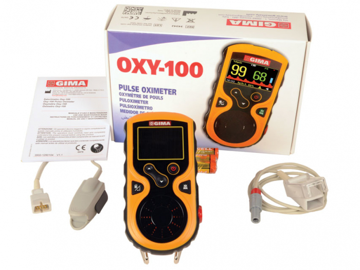 Pulsoximetru OXY 100 2