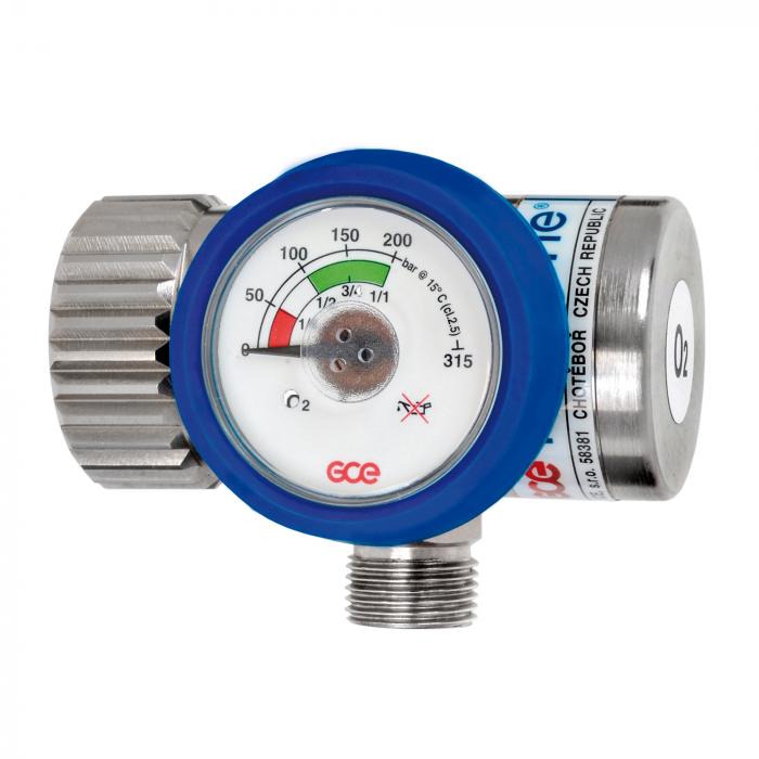 Reductor presiune oxigen Medireg II, cu racord iesire G3/8 [0]
