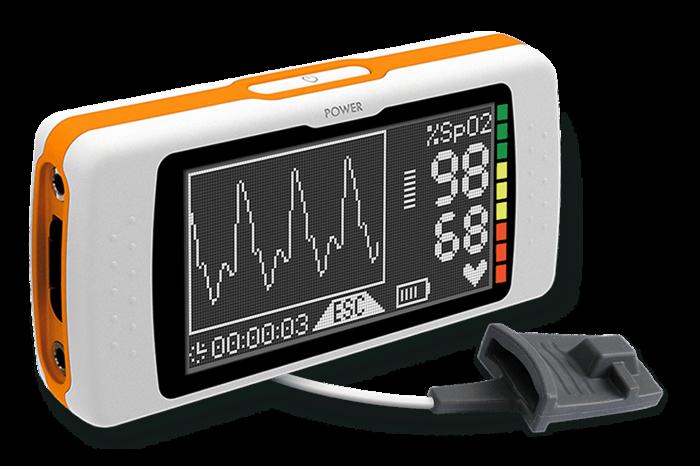 Spirometru cu pulsoximetru - Spirodoc - MIR [2]