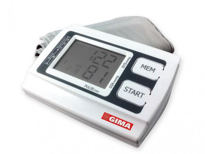 Tensiometru digital pentru brat - GIMA SMART [0]