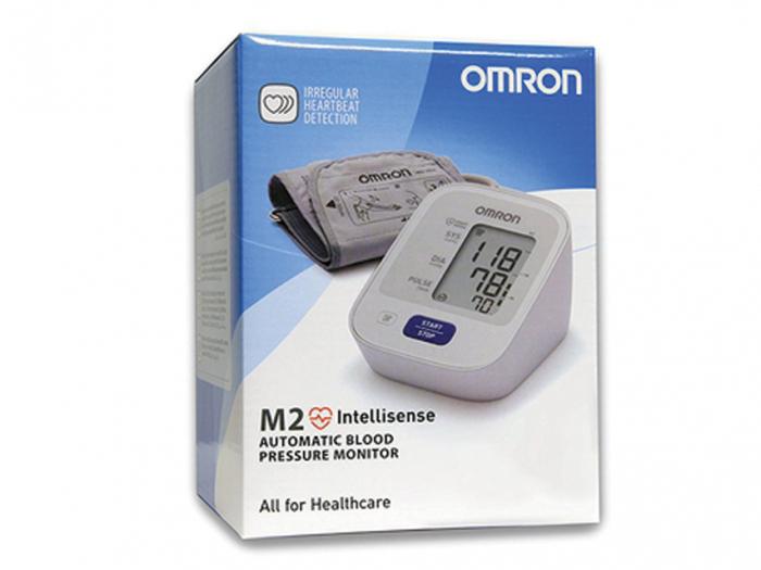 Tensiometru digital profesional - OMRON M2 - HEM-7121-E [4]