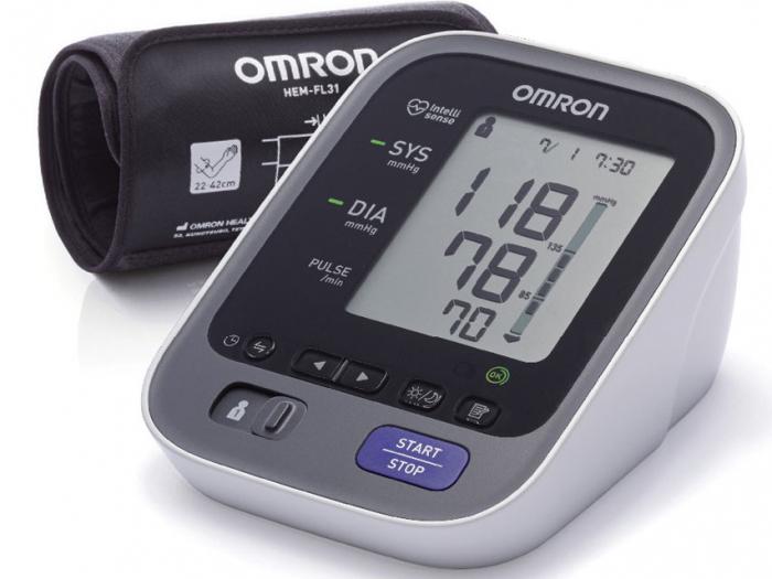 Tensiometru digital profesional - OMRON M7 INTELLI IT - HEM-7322T-E 1