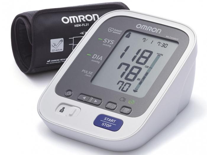 Tensiometru digital profesional - OMRON M6 COMFORT - HEM-7321-E 0