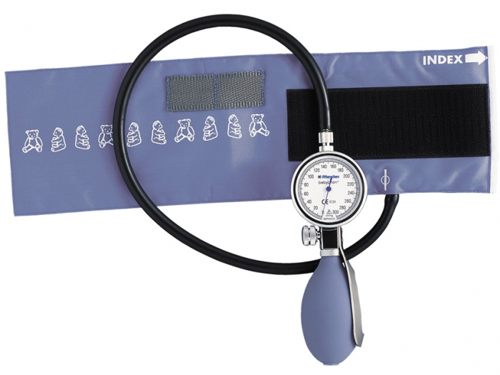 Tensiometru pediatric cu 3 mansete - BABYPHON - RIESTER [2]