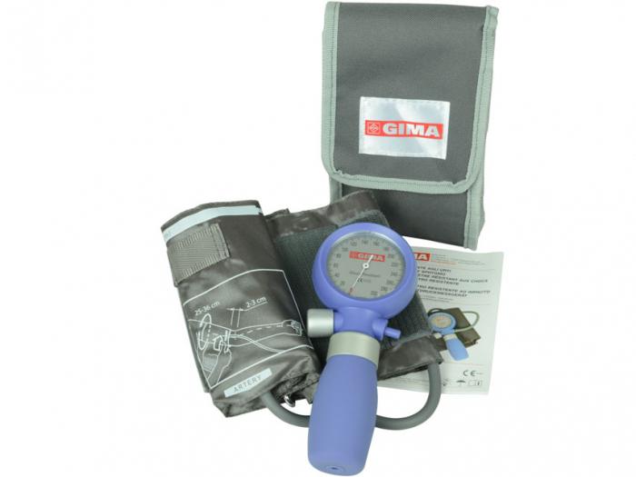 Tensiometru profesional rezistent la socuri - GIMA 2