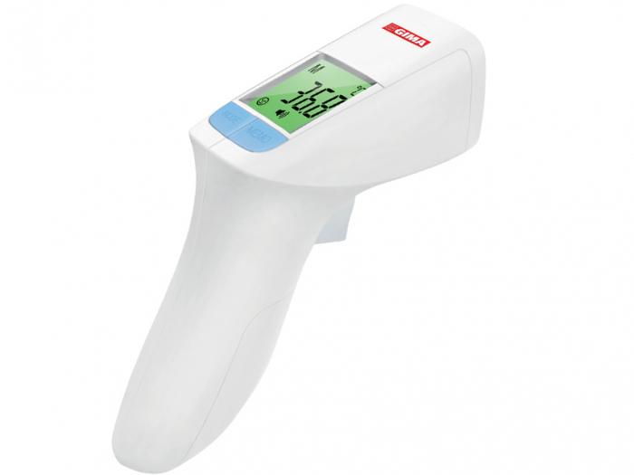 Termometru digital multifunctional non-contact cu infrarosu - GIMATEMP 0