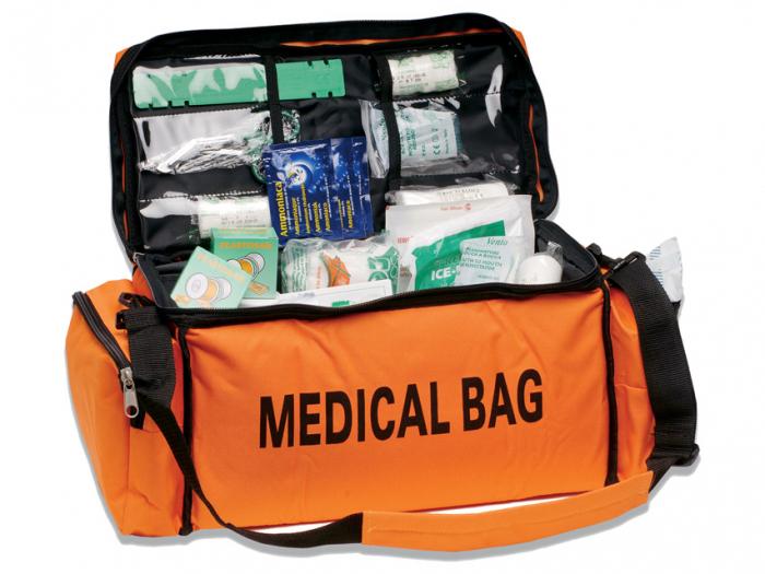 Trusa medicala sport / Geanta pentru medicina sportiva 1