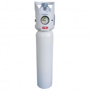 Tub / Butelie oxigen medical, capacitate 10 litri, cu regulator - MediVital - GCE [0]
