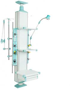 Rampa verticala gaze medicale pentru terapie intensiva-model Premium0