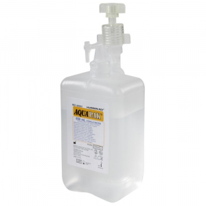 Barbotor / Umidificator preumplut cu apa sterila - AquaPak 650 ml - Hudson RCI0