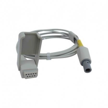 Cablu extensie / intermediar pentru senzor SpO2 pulsoximetru CONTEC [1]