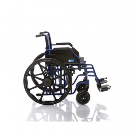 Carucior cu rotile cu actionare manuala, pentru transport pacienti obezi - CP300 [2]