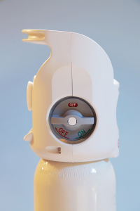 Tub / Butelie oxigen medical, capacitate 10 litri, cu regulator - MediVital - GCE3