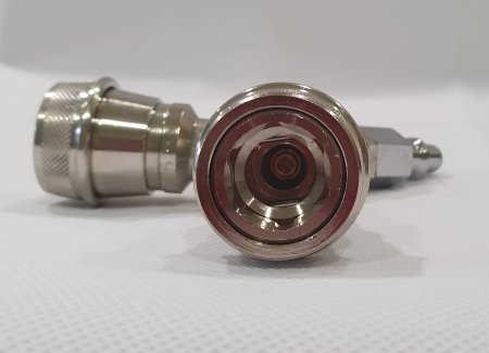 Conector / Distribuitor Y pentru oxigen medical, standard DIN [2]