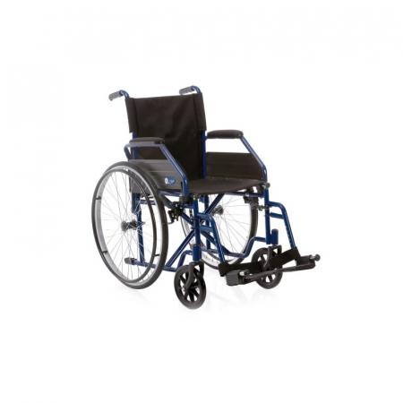 Carucior cu rotile cu actionare manuala, pentru transport pacienti - CP100 [0]