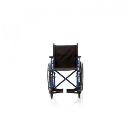 Carucior cu rotile cu actionare manuala, pentru transport pacienti - CP100 [1]
