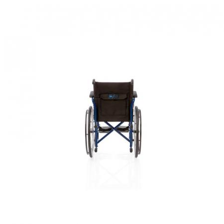 Carucior cu rotile cu actionare manuala, pentru transport pacienti - CP100 [3]
