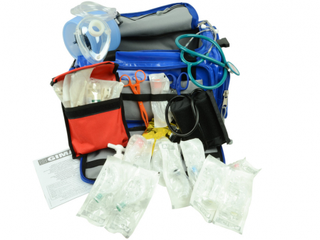 Geanta echipata pentru urgente  - GIMA 130