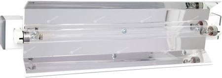 Lampa UV bactericida, cu montare pe perete, cu radiatie directa, functionare in absenta personalului - NBV 15 NL [1]