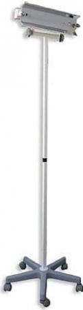 Lampa UV bactericida, cu stativ mobil, cu radiatie directa, functionare in absenta personalului - NBV 15 PL0