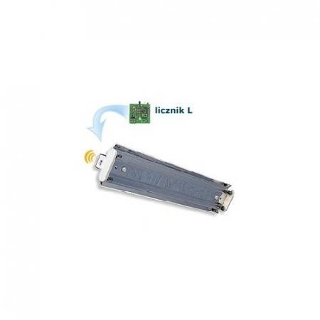 Lampa UV bactericida, cu montare pe perete, cu radiatie directa, functionare in absenta personalului - NBV 2x30 NL5