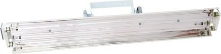 Lampa UV bactericida, cu montare pe perete, cu radiatie directa, functionare in absenta personalului - NBV 2x30 NL1