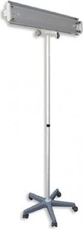 Lampa UV bactericida, pe stativ mobil, cu radiatie directa, functionare in absenta personalului NBV 2x30 PL0