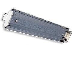 Lampa UV bactericida, cu montare pe perete, cu radiatie directa, functionare in absenta personalului - NBV 2x30 NL0