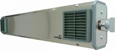 Lampa UV bactericida, cu montare pe perete, cu flux, functionare in prezenta personalului - NBVE 110 NL [1]