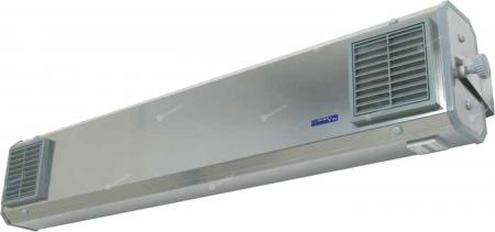 Lampa UV bactericida, cu montare pe perete, cu flux, functionare in prezenta personalului - NBVE 60 NL [1]