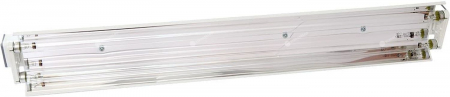 Lampa UV bactericida, cu montare pe tavan, cu radiatie directa, functionare in absenta personalului - NBV 2x30 SL [1]