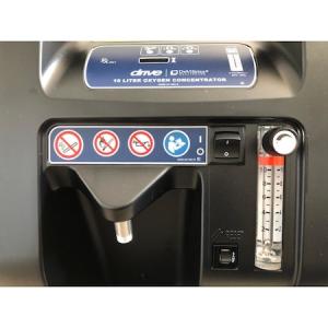 Concentrator de oxigen cu debit intre 2 si 10 l/min - 1025KS2