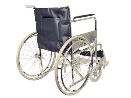 Scaun standard cu rotile, pliabil [1]