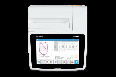 Spirometru Spirolab New / Spirolab IV cu functia SpO2 (pulsoximetrie) [8]
