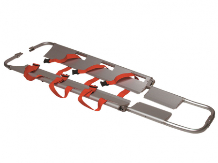 Targa medicala antitraumatica tip lopata, pliabila, din aluminiu1