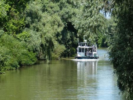 Delta Dunarii - o zi cat o vacanta1