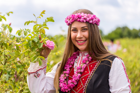 Kazanlak - Festivalul Rozelor3
