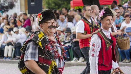 Kazanlak - Festivalul Rozelor1