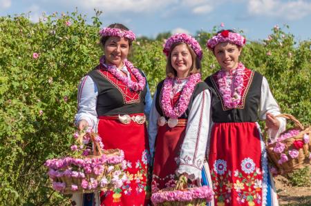 Kazanlak - Festivalul Rozelor5