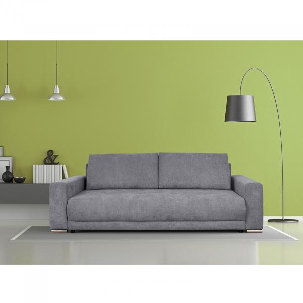 Canapea AZURRO 3L, extensibila, relaxa, cu lada depozitare 4