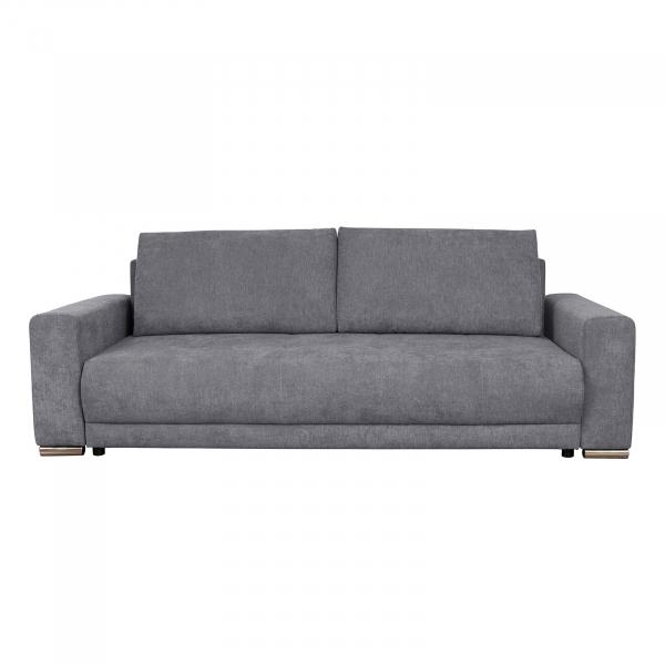 Canapea AZURRO 3L, extensibila, relaxa, cu lada depozitare 0