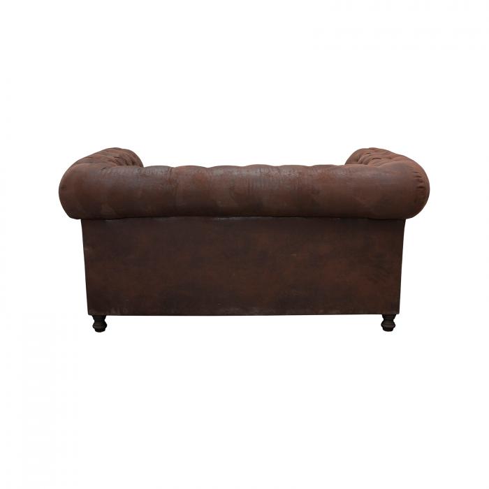 Canapea Fixa Chesterfield cu 2 locuri - ExpoMob [2]