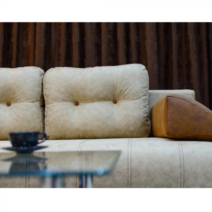 Canapea Eliza extensibila cu lada pentru depozitare - ExpoMob [5]