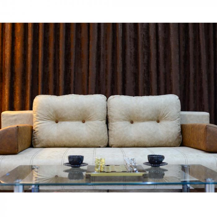 Canapea Eliza extensibila cu lada pentru depozitare - ExpoMob 4