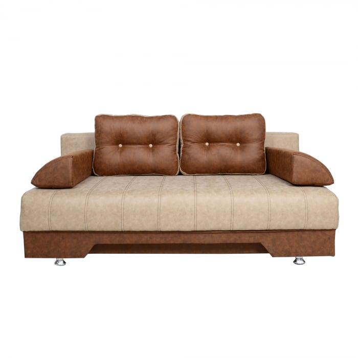 Canapea Eliza extensibila cu lada pentru depozitare - ExpoMob [0]