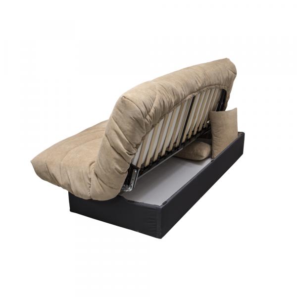 Canapea LAREDO, extensibila, relaxa, cu lada depozitare 2