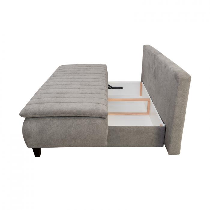 Canapea Harry extensibila cu lada depozitare - ExpoMob 2